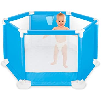 Beautiful Callowesse Pop Up And Play Secure Easy Fold Playpen Baby Gear Playpens & Play Yards