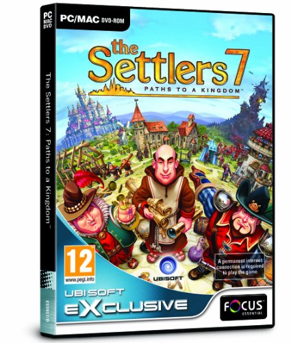 Settlers 7: Paths to a Kingdom (PC) (UK IMPORT)