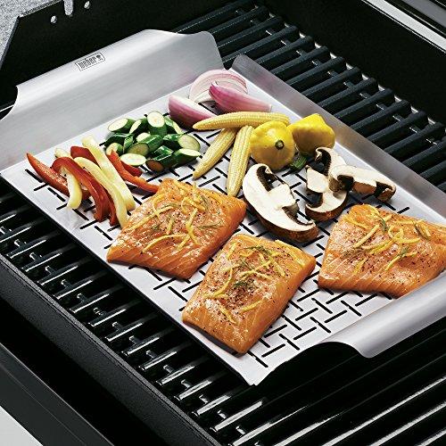 611akOR4R5L - Weber® Deluxe Grillpfanne