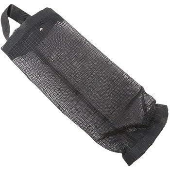 Bluelans Fashion Grid Pattern Hanging Kitchen Garbage Storage Packing Pouch Bag