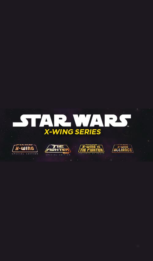 Star Wars: X-Wing Bundle [PC Code - Steam] - Xwing-video-spiel