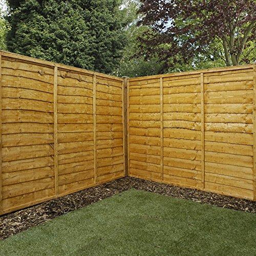 5ft-x-6ft-waltons-horizontal-overlap-pre-treated-wooden-garden-fence-panels