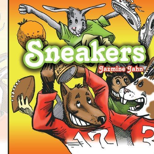 Sneakers by Miya Williams (2006-07-27) 07 Sneakers
