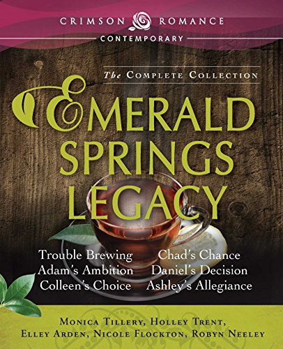Emerald Springs Legacy: The Complete Collection (English Edition) (Emerald Springs)