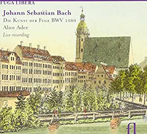 J.S. Bach: Art of the Fugue (Alice Ader)