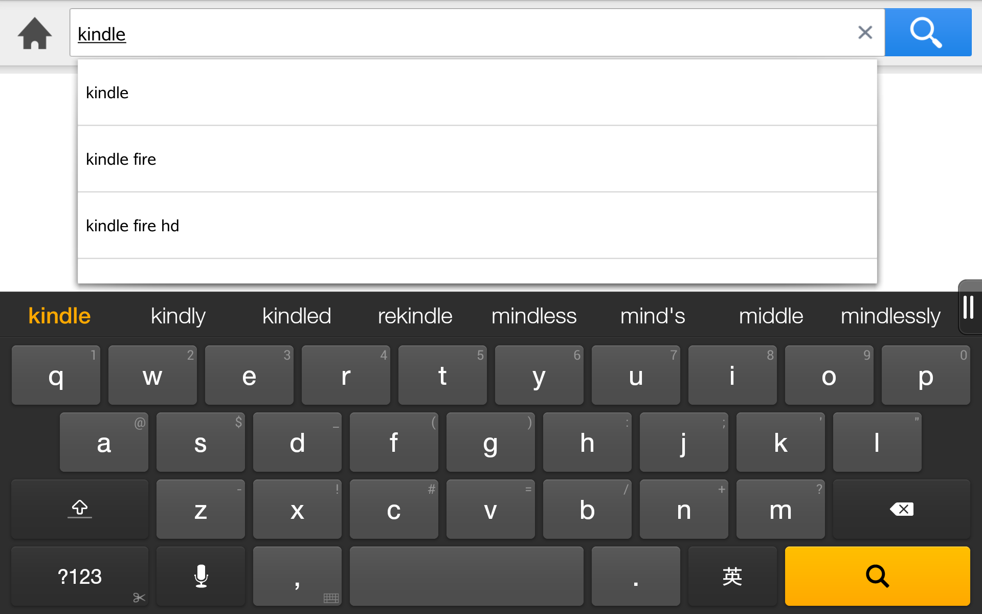 Search+ Toolbar: Amazon.co.uk: Appstore For Android