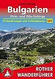 Bulgarien - Pirin- und Rila-Gebirge: 50 Wanderungen und Trekkingtouren. Mit GPS-Tracks (Rother Wanderführer) - Václav Klumpar