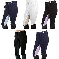 PFIFF, Pantaloni da Equitazione Bambino Elisa