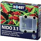 Hobby 61383 Nido 3.1, Ablaichbehälter, 16 x 16 x 14 cm