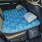 Colchón inflable de aire JOTOM para coche, Ocean Blue European Style