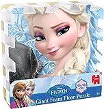 Jumbo 17428 - Disney Frozen - Bodenpuzzle aus Schaumstoff