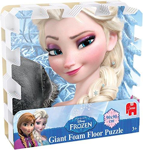 Frozen - Bodenpuzzle aus Schaumstoff ()
