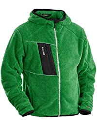 'BLÅKLÄDER Men Workwear Fleece Faserfleece. 4863 – Pack of 1, Green,