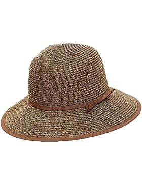 Sombreros de pescador Sombrero Cloché Sombreros panamá Mujer Chica Bowknot Al aire libre Playa Verano