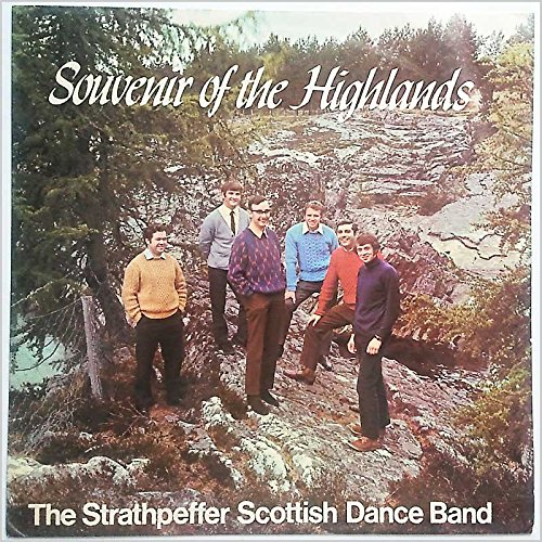 Souvenir Of The Highlands [LP] Highland Thistle