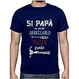 Green Turtle Camiseta para Hombre- Regalos para Hombre, Regalos para Padres. Camisetas Hombre Originales Divertidas - Si Papá