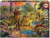 Educa 17655 1000 Land Der Dinosaurier
