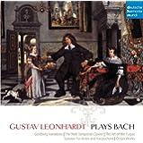 Gustav Leonhardt plays Bach