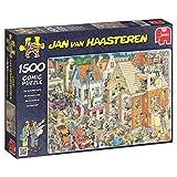 Jumbo 17461 - Jan van Haasteren, Die Baustelle, 1500 Teile