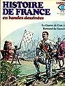 Histoire de France en BD, tome 8 : La guerre de 100 ans. Bertrand du Guesclin par Castex