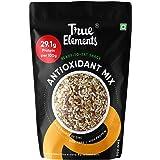 True Elements Antioxidant Mix Seeds 500g - (Roasted Sunflower, Pumpkin, Flax, Watermelon, Chia Seeds & Goji Berries) - Health