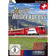Train Simulator 2016 - Heidi Express RhB