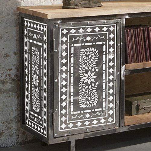 Dizzy Duck Designs Furniture Stencil - JAIPUR Indian Inlay Furniture / Craft Stencil