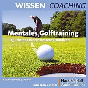 Mentales Golftraining
