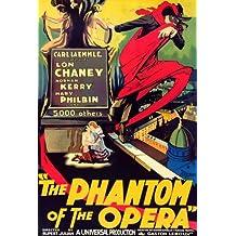 El fantasma de la Ópera 69cm x 102cm (aprox.) Póster