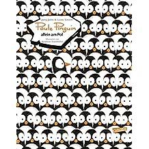 Paule Pinguin allein am Pol