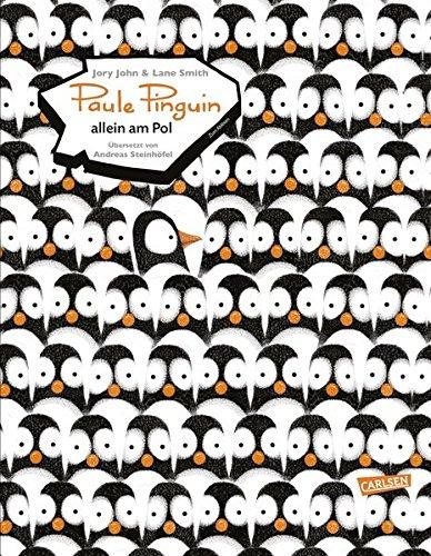 Preisvergleich Produktbild Paule Pinguin allein am Pol