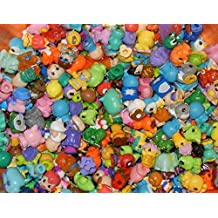 Squinkies for Girls and Boys: Fairies, Figures, Fantasy, Animals, Birds, Cartoon Characters, - 20pc Mixed Lot - With Bubbles by Blip Toys