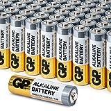 Value Pack de AA batterie en GP   haute performance 1.5V Piles Alcalines AA (boîte de 48)
