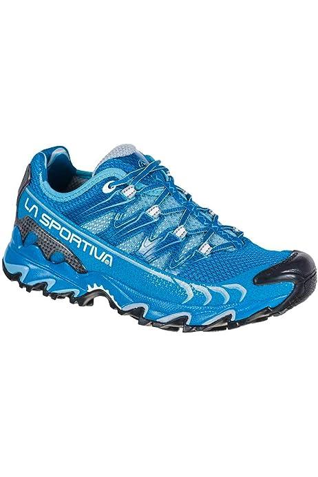 La Sportiva Ultra Raptor Woman GTX, Zapatillas de Trail Running para Mujer, Multicolor (Garnet/Slate 000), 36 EU: Amazon.es: Zapatos y complementos