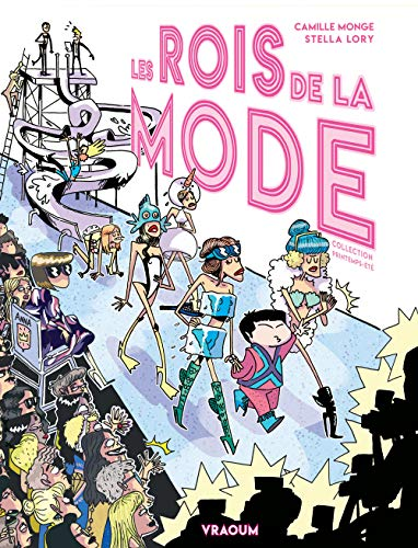 Les rois de la mode par Stella Lory,Camille Monge