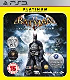 Batman: Arkham Asylum - Platinum (PS3)