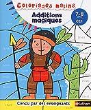 Additions magiques CE1...