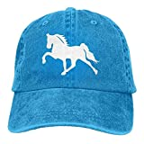 Hüte,Kappen Mützen Baseball Jeans Cap Walking Horse Men Women Golf Hats Adjustable Baseball Hat