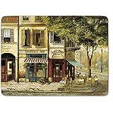 Pimpernel Parisian Scenes Placemats - Set of 6