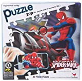 Spider Man 48 Pc. Augmented Reality Puzz...