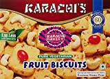 #8: Karachi Bakery Fruit Biscuits, 250g PACK OF 2