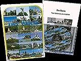 Der Rhein: Von Rüdesheim bis Koblenz. Buch und CD-ROM - Michael Zimmermann