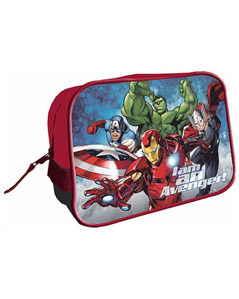Neceser Cuadrado Vengadores Marvel