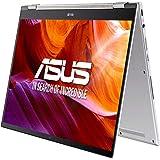 """ASUS Chromebook Flip Z7400FF-E10109 - Ordenador portátil de 14"""" FullHD (Intel Core i5-10210U, 16GB RAM, 512GB SSD, Intel UHD"""