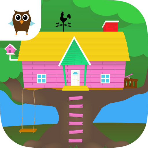 Penny & Puppy's Treehouse Adventure - Clean,