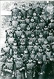 Photo Vintage de Charles De Gaulle jointes le 33rd Régiment d'Infanterie de l'armée française, basé à Arras, 1910.