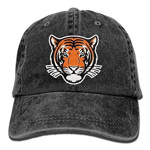 UUOnly Princeton Tigers Helm Erwachsener Cowboyhut Baseballmütze Einstellbare Athletic Trendy Hut für Männer und Frauen