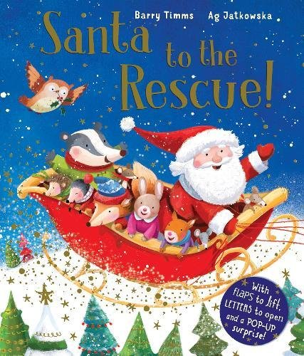Santa To The Rescue!