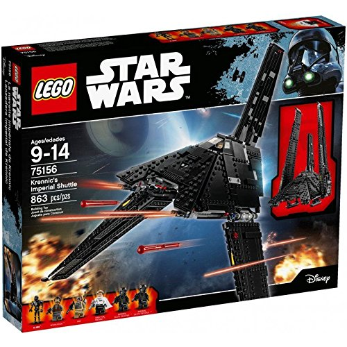 Lego - 75156 - Star Wars - Shuttle imperiale di Krennic