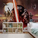 Star Wars Papier Peint Décor Forwall AF2737 P4 (254cm x 184cm) Murale Art Image